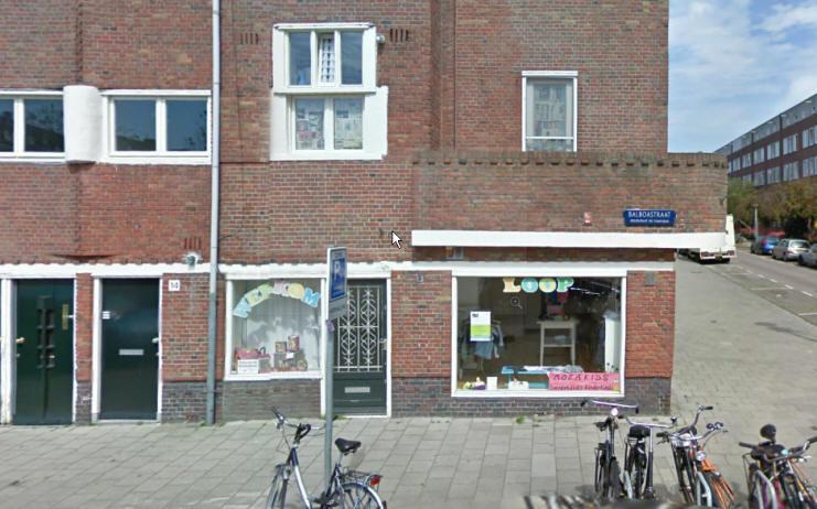 Interesting vrolijk rijschool with turkse meubelzaak for Turkse restaurant amsterdam west