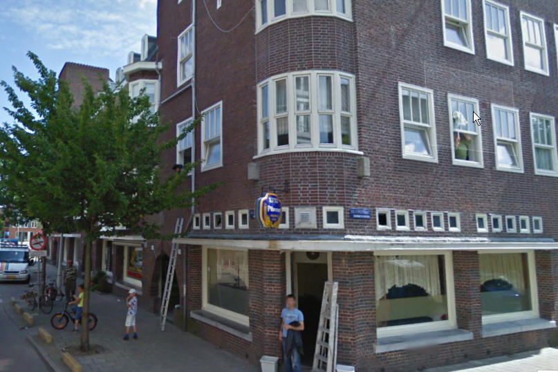 Awesome douwe v d turks koffiehuis sirin kirsehir with for Turkse restaurant amsterdam west