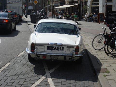 Jaguar xj6 42 ltr series 2 automatic 1978 gespot amstelveenseweg