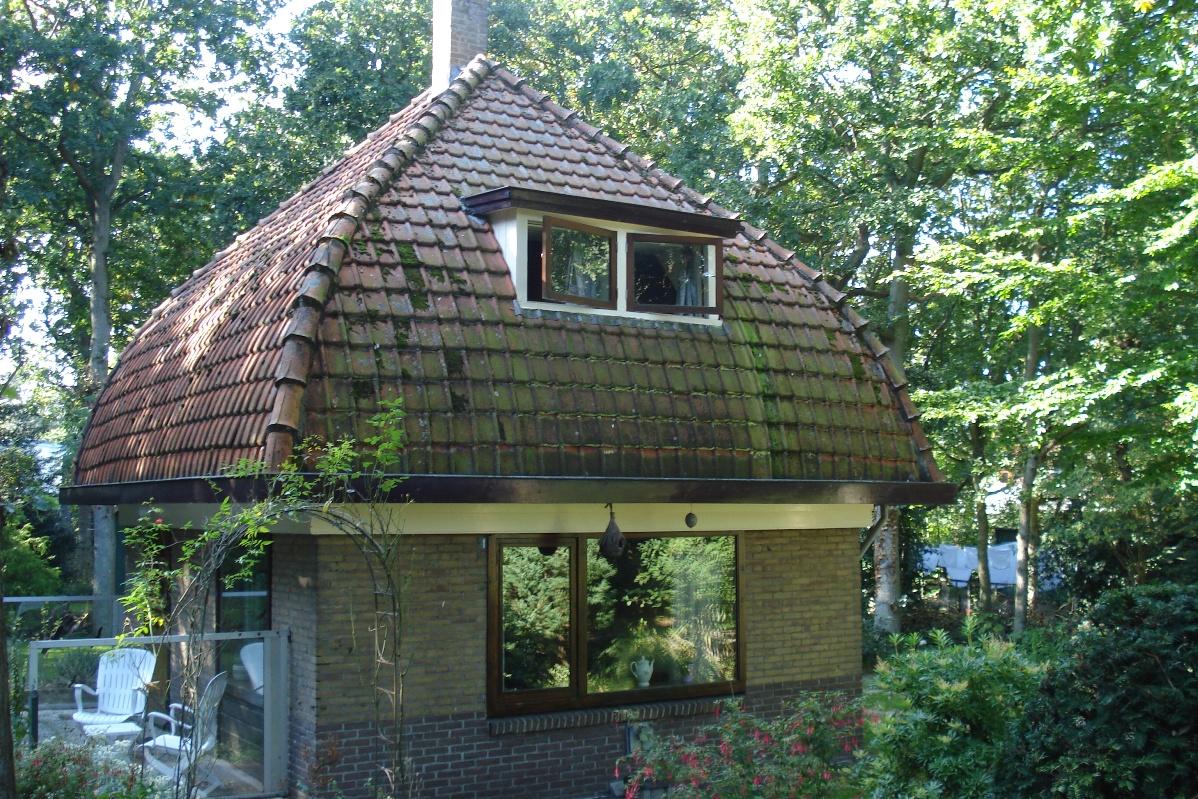 Groet camperduin hargen ho - De gevels van de huizen ...